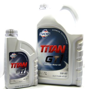 fuchs-titan-gt1-5w-40-premium-synthetic-engine-oil in london ontario